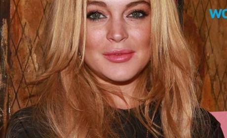 Lindsay Lohan Says Goodbye to Los Angeles