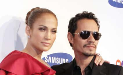 J. Lo Source: Marc Anthony Nailed Some Stewardess