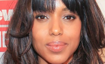Kerry Washington: Pregnant With First Child!