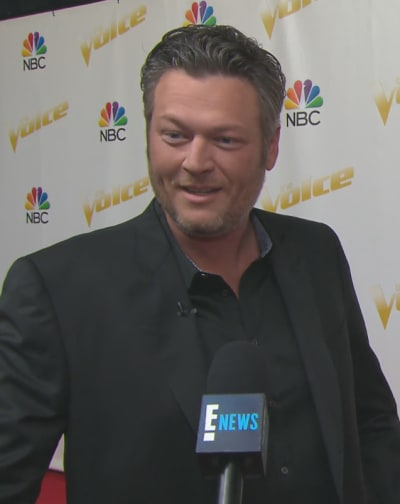Blake Shelton Explains