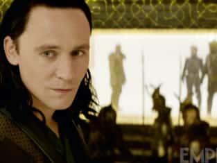 Tom Hiddleston as Loki In Thor: The Dark World