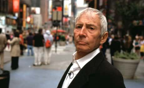 Robert Durst in The Jinx