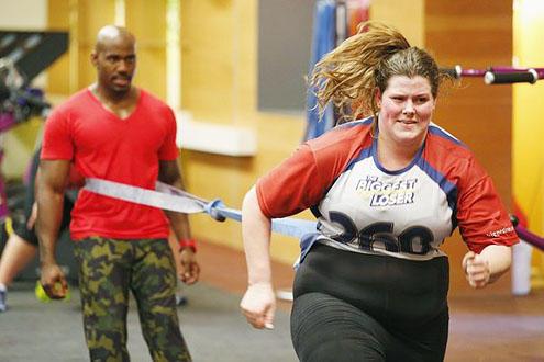 Rachel Frederickson on The Biggest Loser