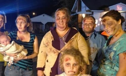Here Comes Honey Boo Boo Halloween Special: Beware of Fart Ghost!