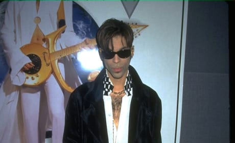 Prince On The Red carpet
