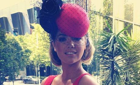 Kate Upton Hat