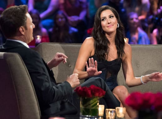 Becca Kufrin Sets Record Straight