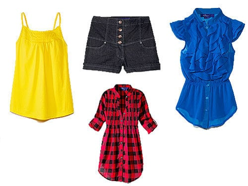 Miley's clothes