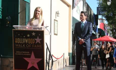 Gwyneth Paltrow Honors Rob Lowe