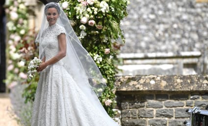 Pippa Middleton Wedding Dress: All the Photos! All the Info!