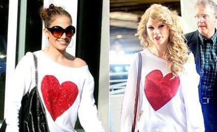 Fashion Face-Off: Jennifer Lopez vs. Taylor Swift