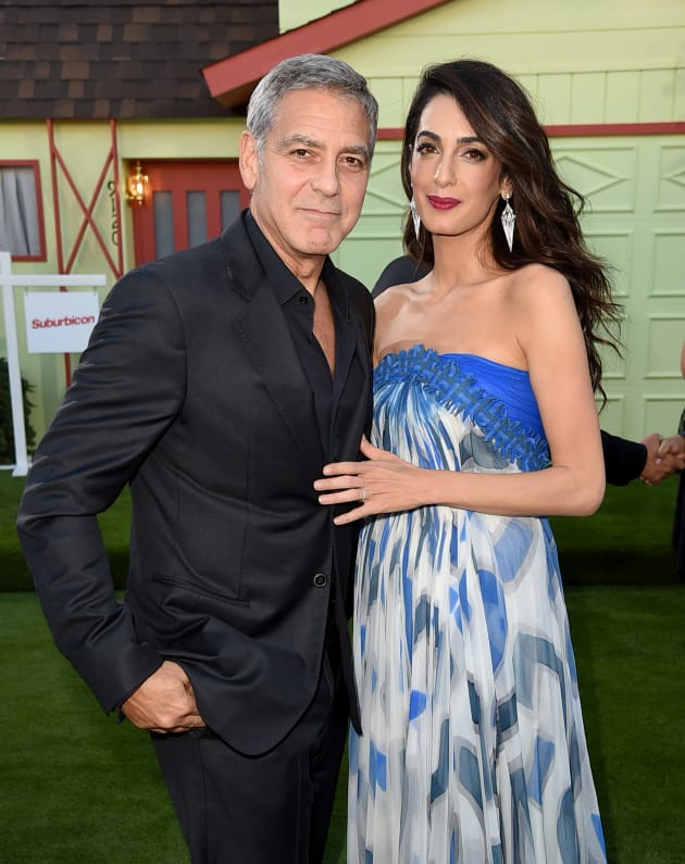 George Clooney: Banned From His Own Estate Amid Divorce ...