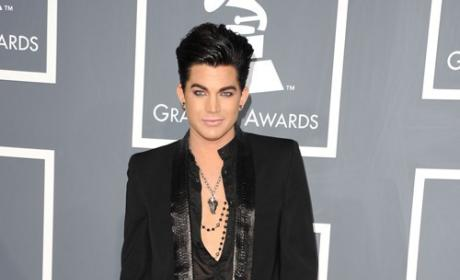 Who looked more handsome at the Grammys: Adam Lambert or The Situation?