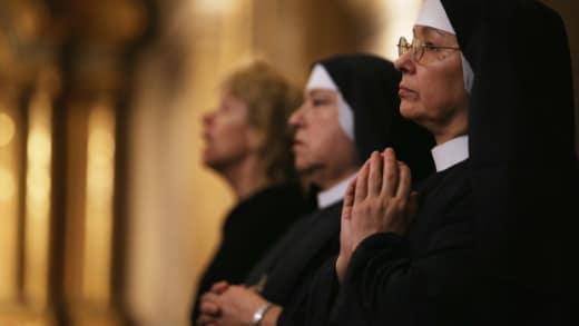 Some nuns