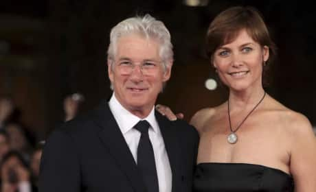 Richard Gere, Carey Lowell Split