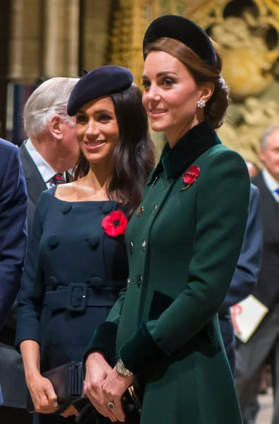 Middleton and Markle