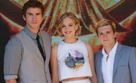 Mockingjay Hotties