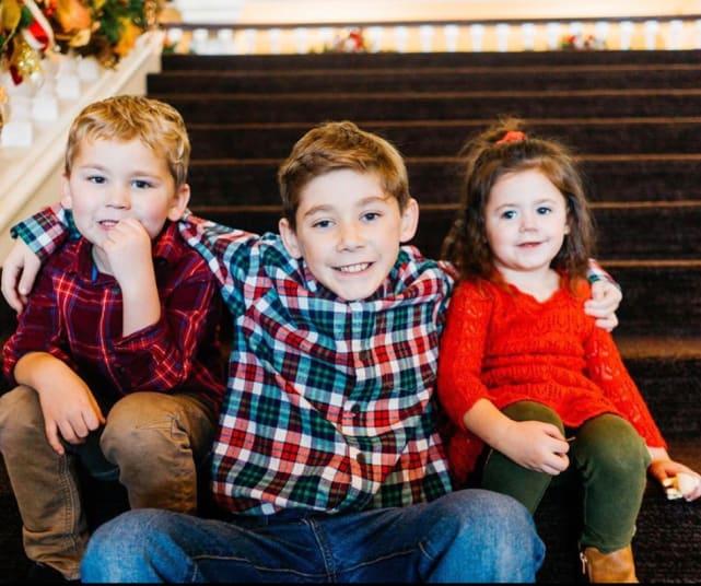 The kids of jenelle evans