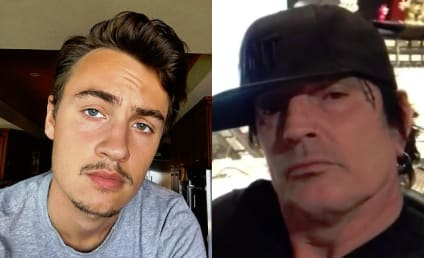 Brandon Thomas Lee to Tommy Lee: Do I Need to Knock You Out Again?!