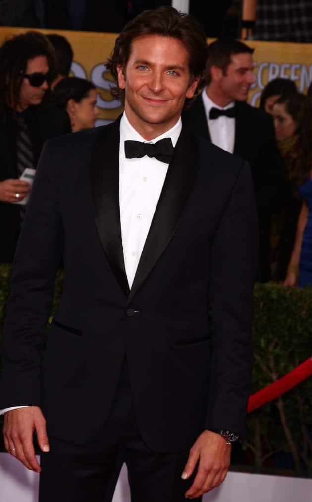 Bradley Cooper at the SAG Awards