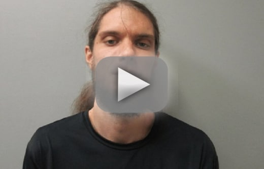 Man arrested after brandishing gun shouting womp womp at immigra