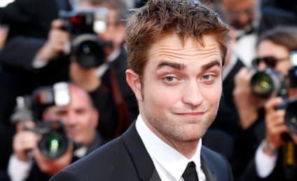 Robert Pattinson: Sober, In Good Spirits at Western-Themed Bar