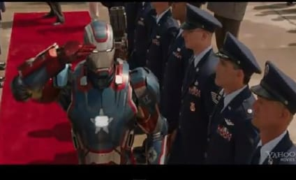 Iron Man 3: New Theatrical Trailer!