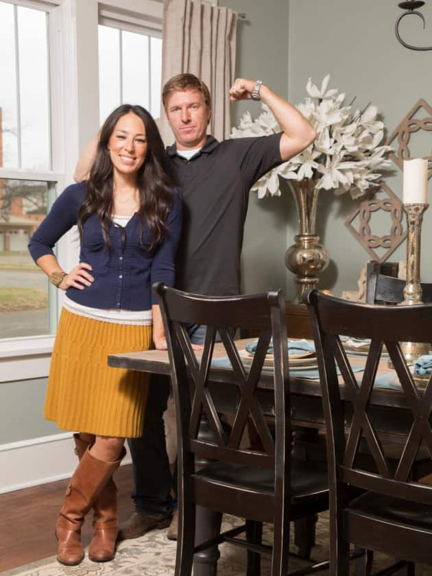 hgtv responds to fixer upper scandal accusations of. Black Bedroom Furniture Sets. Home Design Ideas
