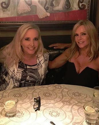 Shannon Beador and Tamra Judge
