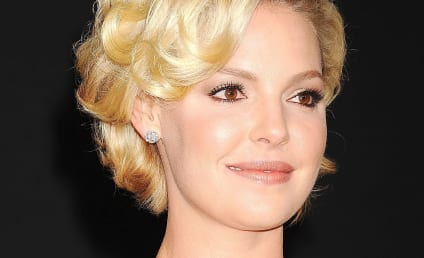 Katherine Heigl Angling For Grey's Anatomy Return?