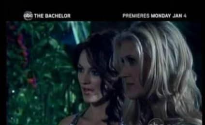 The Bachelor Promo Butchers Jake Pavelka's Name