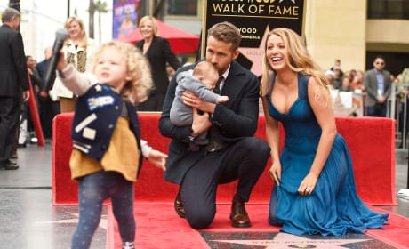 Blake Lively, Daughter