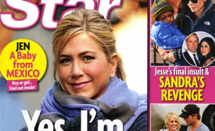 """Jennifer Aniston Ready For """"Aggressive Sexuality"""""""