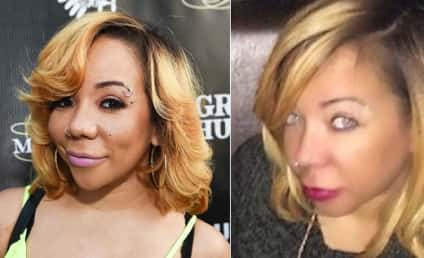 """Tameka """"Tiny"""" Cottle Changes Eye Color to Gray Via Controversial Procedure: See the Photo!"""