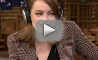 Emma Stone Reminds Us Why She's the Best Talk Show Guest EVER