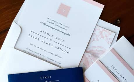 Nikki Ferrel & Tyler Vanloo Wedding Plans