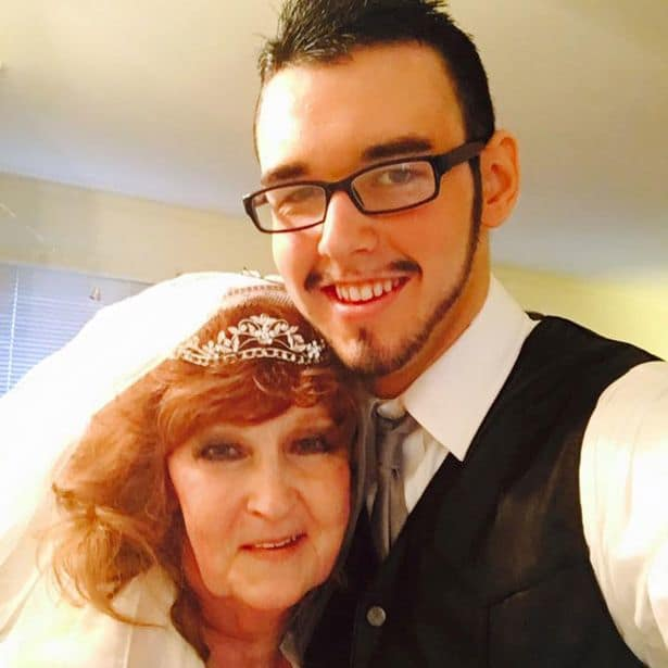 72-Year Old Marries Teenager She Met at Sons Funeral