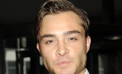 Jessica Szohr and Ed Westwick: Trouble in Paradise?