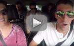 U.S. Swimmers Take Carpool Karaoke to Olympic Heights