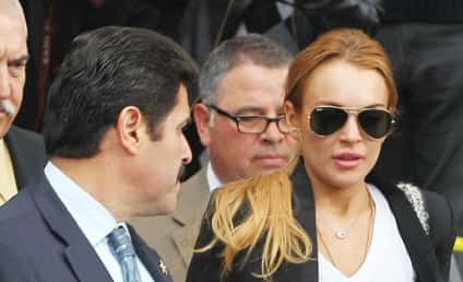 Lindsay Lohan Being Rushed Back to Work?