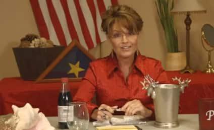 "Sarah Palin Accepts ""Ice Bucket Water Dump Thing,"" Makes Us Laugh"