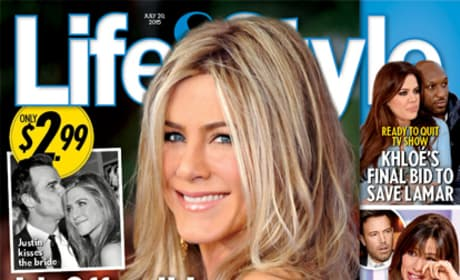 Jennifer Aniston: Married?