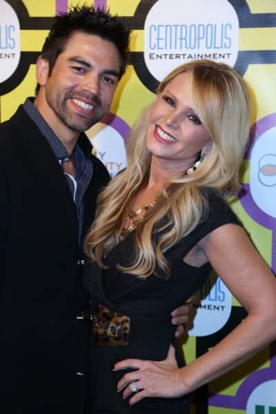 Tamra Barney and Eddie Judge Photo