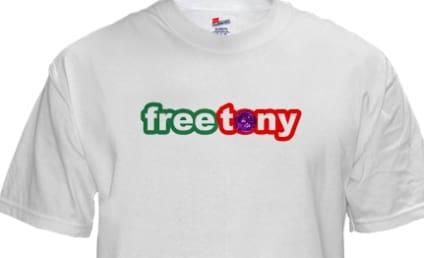 Free Tony Dovolani From Kate Gosselin!