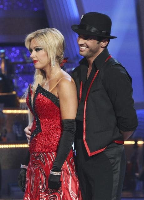 Kate Gosselin on Dancing with the Stars