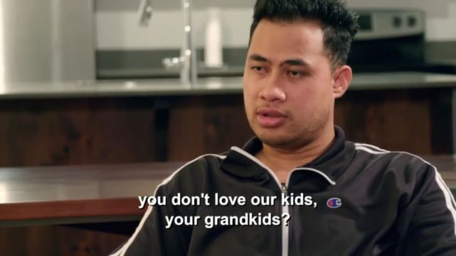 Asuelu pulaa you dont love our kids your grandkids