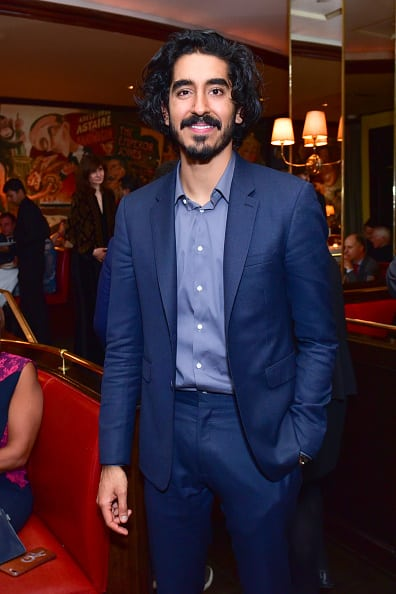 Dev patel attends unicef event