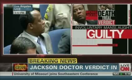 Conrad Murray Juror on Guilty Verdict: D'uh!
