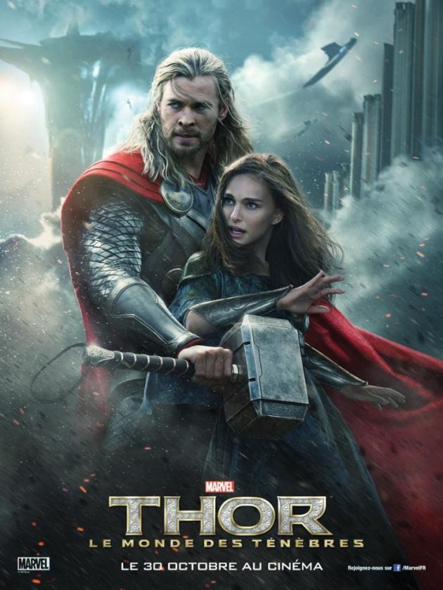 Thor: The Dark World Movie Poster (International)