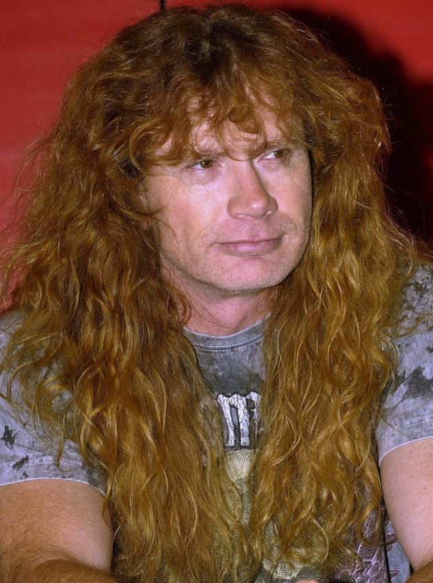 Dave Mustaine Photo